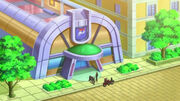 EP719 Centro Pokémon
