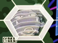 EP038 Porygon escaneando a Weezing
