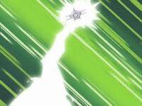 EP314 Magnemite usando rayo