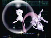 Mew y Mewtwo SSBM