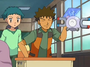 EP557 Brock cuidando a Magnemite.png