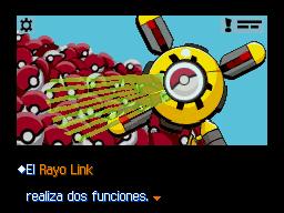 Archivo:Rayo Link escaneando Poké Balls.png