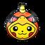 Pikachu Pokédisfraz Ho-Oh