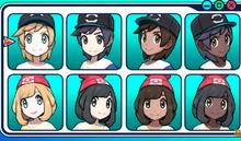 Personalización del personaje SL