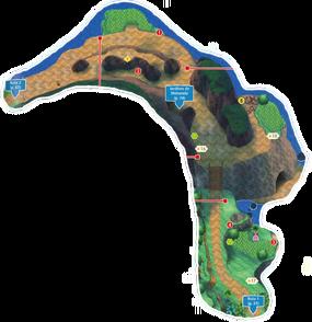 Mapa de la ruta 3