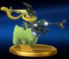 Trofeo de Greninja SSB4 (alt.) (Wii U)