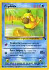 Psyduck Fossil