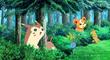 EE12 Pokémon del bosque