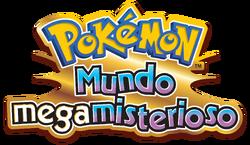Logo de Pokémon Mundo megamisterioso