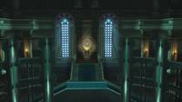 Sala del Metal Liga Pokémon de Kalos SSB4 Wii U