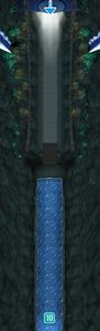 Plano Guarida Aqua entrada ROZA