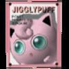 Poster Jigglypuff St2