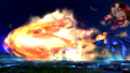 Charizard usando envite ígneo SSB4 Wii U.png