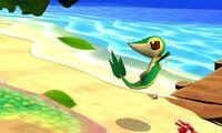 Snivy SSB4 3DS