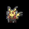 Pikachu roquera ROZA