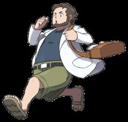 Profesor Abedul