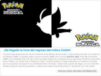 Evento de Celebi en tiendas GAME España 2011