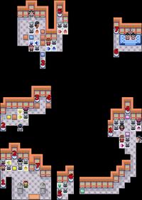 Interior del Gimnasio de Algaria en los videojuegos