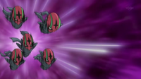 EP719 Accelgor usando doble equipo.png
