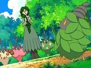 EP499 Cheryl junto a sus Pokémon.jpg