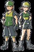 Ilustración Pokémon Nappers