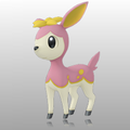 Deerling primavera Pokédex 3D.png