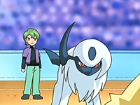 Archivo:EP459 Absol con Drew.png