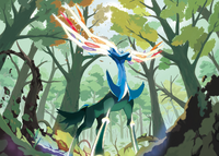 Artwork de Xerneas