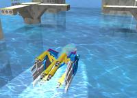 Robo Kyogre cuerpo completo