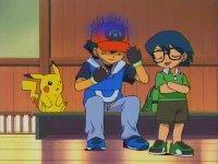 EP279 Max criticando a Ash por sus batallas pasadas