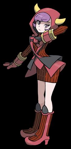 Carola en Pokémon Rubí Omega y Pokémon Zafiro Alfa