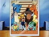 EP114 Pokémon de Ash en el Hall de la Fama