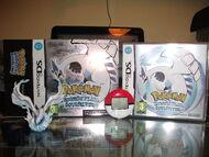 Pokémon Edición Plata SoulSilver