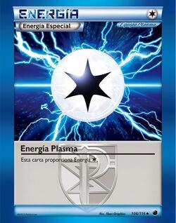 Carta Energía Plasma