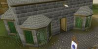 Tienda de espadas de Varrock