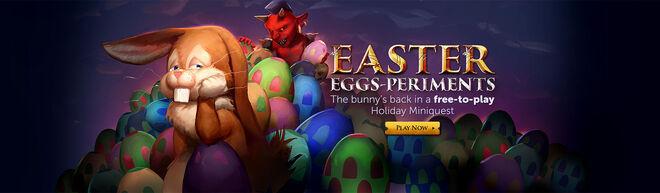 Evento de Pascuas 2015 banner
