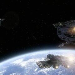 El fénix en la batalla por el planeta