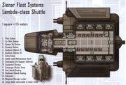 Lambda-class T-4a shuttle SotG