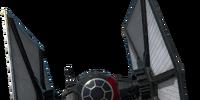 Caza estelar de superioridad espacial TIE/fe