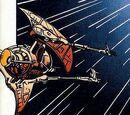 Caza estelar de Talleres Espaciales de Koros