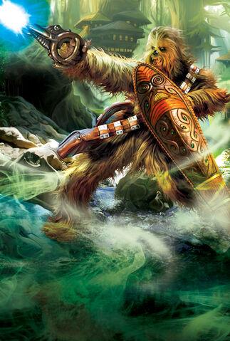 Archivo:Chewbacca Unleashed.jpg