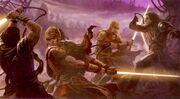 Jedi vs Sith Primitivos.jpeg
