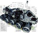 Vehículo Pesado de Asalto/a tracción Juggernaut A6