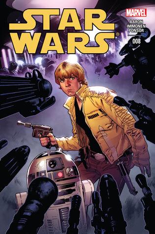 Archivo:Star Wars 8 Final Cover.jpg