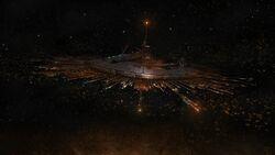 Raxus Prime orbital facility.jpg