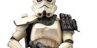 Sargento de Soldados de las arenas