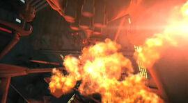 Reactor boom