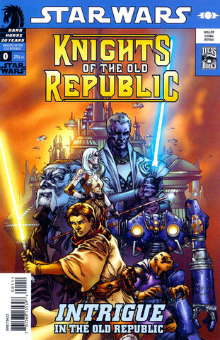 Archivo:Star Wars Knights of the Old Republic 0- Crossroads.jpg