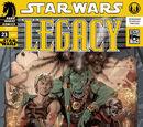 Star Wars: Legacy 23: Loyalties, Part 1