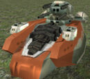 Tanque repulsor T2-B